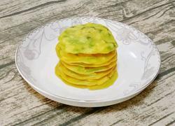 莴笋苹果软饼 (宝宝辅食)