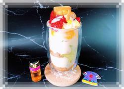 水果酸奶木糠杯