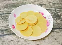 香蕉奶香饼 (宝宝辅食)