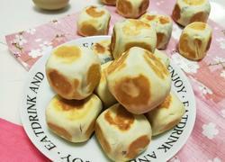 仙豆糕(紫薯椰蓉)