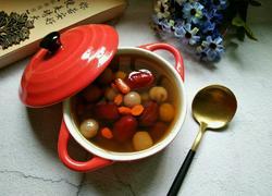 龙眼干红枣枸杞汤