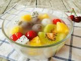 缤纷水果汤圆的做法[图]