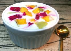 手工酸奶(大果粒)