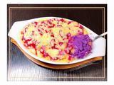 芝士焗鲜果紫薯的做法[图]