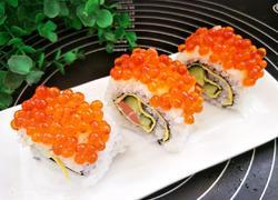 鱼子寿司卷