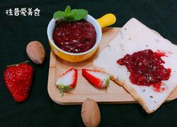 自制草莓果酱