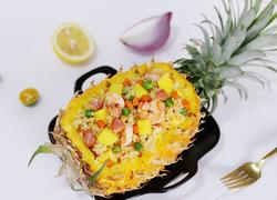 鲜虾菠萝炒饭