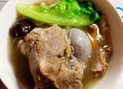 茯苓猪骨祛湿汤