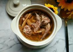 滋补野生鸟肉汤