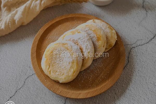 日式舒芙蕾松饼