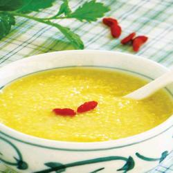 健康绿色 黄金小米粥