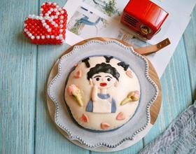 母亲节蛋糕馒头[图]