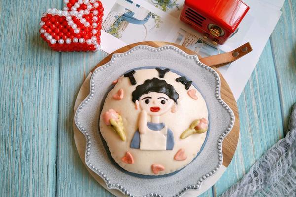 母亲节蛋糕馒头
