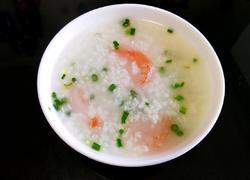 白米虾仁粥