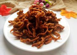 五香杏鲍菇