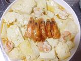 鲜虾豆腐的做法[图]