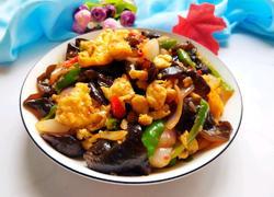 鱼香鸡蛋(内附鱼香汁的做法)