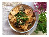 鲫鱼炖豆腐粉条的做法[图]
