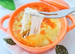 10M 奶酪焗红薯 宝宝辅食营养食谱菜谱