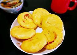 奶香玉米面贴饼子(粗粮)