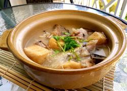 鱼头豆泡汤