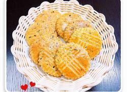 法式经典海苔酥饼