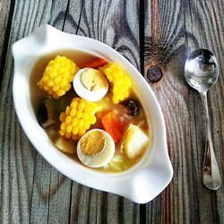 减脂全素汤