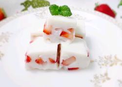12M草莓牛奶小方