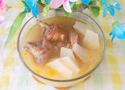 白萝卜鸡汤