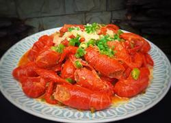 川式蒜香小龙虾