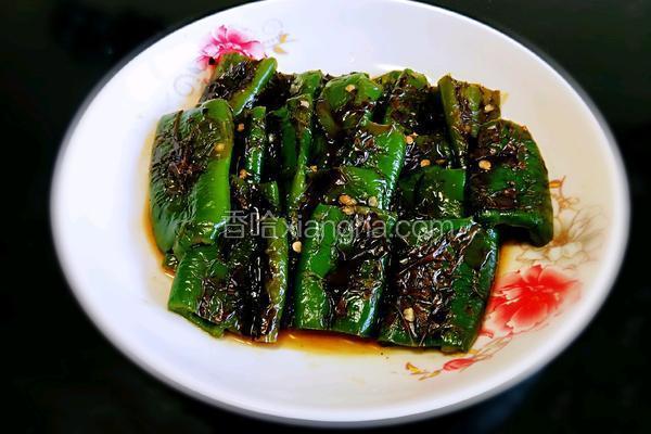 虎皮尖椒(轻食减脂)