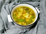 虾米丝瓜蛋汤的做法[图]