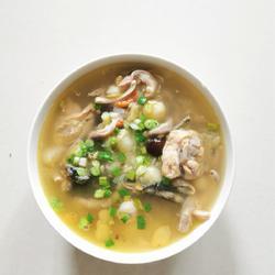 苦藠猪肚鸡汤的做法[图]