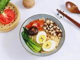 番茄蘑菇汤面的做法[图]