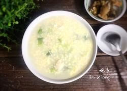 黄瓜鸡肉小米粥(减肥版)