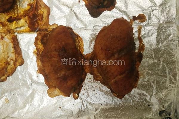 烤箱烤香辣鸡翅