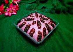 奶香紫薯发糕