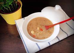 百合莲子绿豆粥(杂粮)