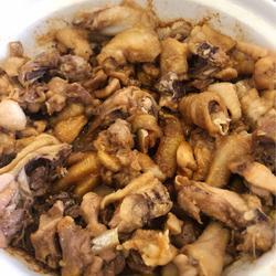 沙姜焗雞的做法[圖]