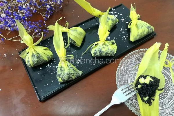 福袋乌米粽