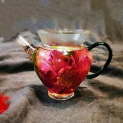 大玫瑰薄荷茶