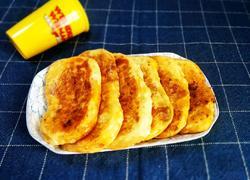 香酥麻辣肉饼