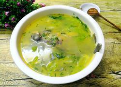 鲫鱼粉皮汤
