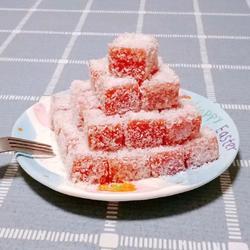 开胃柿子糕