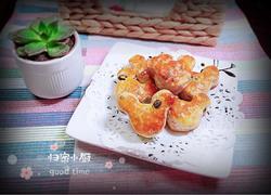 椰奶红豆司康