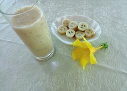 奇异果香蕉汁