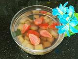 冰糖草莓冬瓜皮的做法[图]
