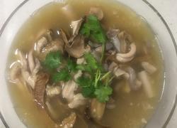 猪肚排骨汤