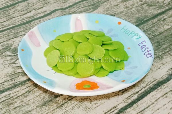 黄瓜鸡蛋软饼