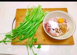 芹菜猪肉馅儿饺子